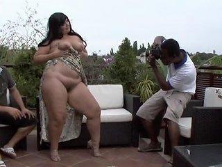 Fat Mature Carmen Carlos Sucks A Bigl Black Dick And Gets Any Porn