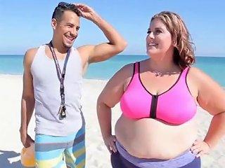 Bbw Beach Oil Massage And Fuck Porn Videos